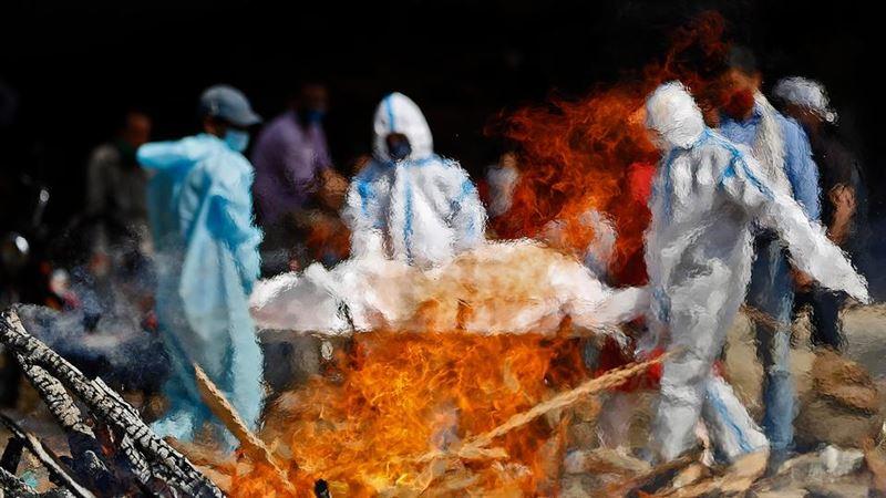 Индия обновила рекорд по заболеваемости ковидом