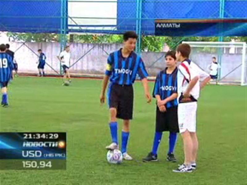 Победители республиканского турнира по футболу среди детей-сирот поедут в Испанию