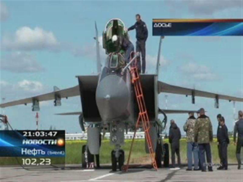 Назвали причины крушения истребителя МиГ-31