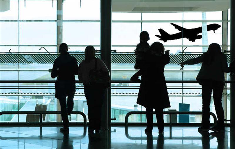 3617 авиапассажиров с ПЦР-справками прибыли в Казахстан