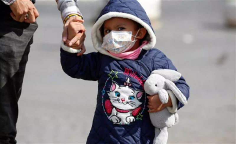 Трехлетний малыш ушел из дома среди ночи в Туркестанской области