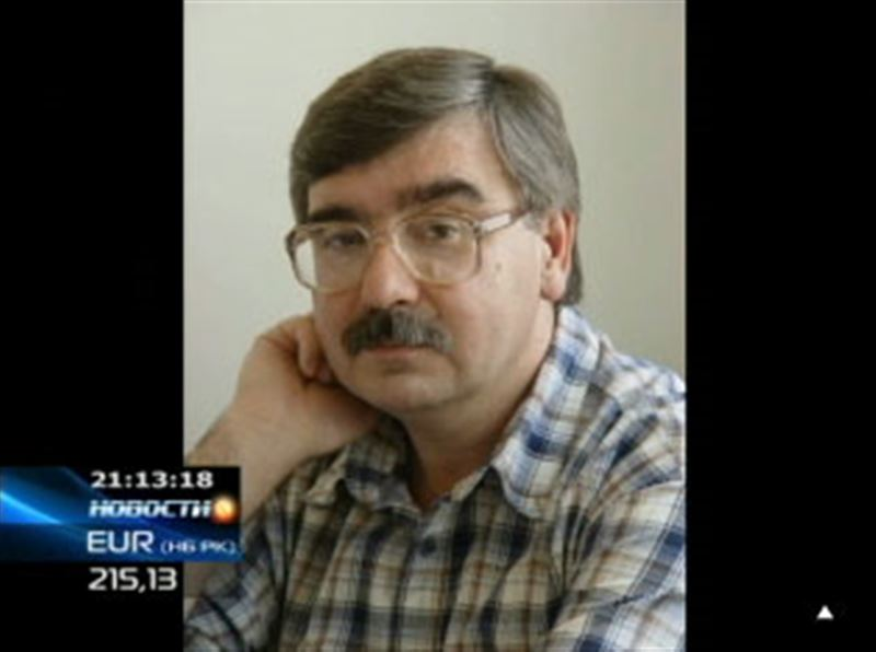 Ушел из жизни казахстанский журналист Анатолий Никольский
