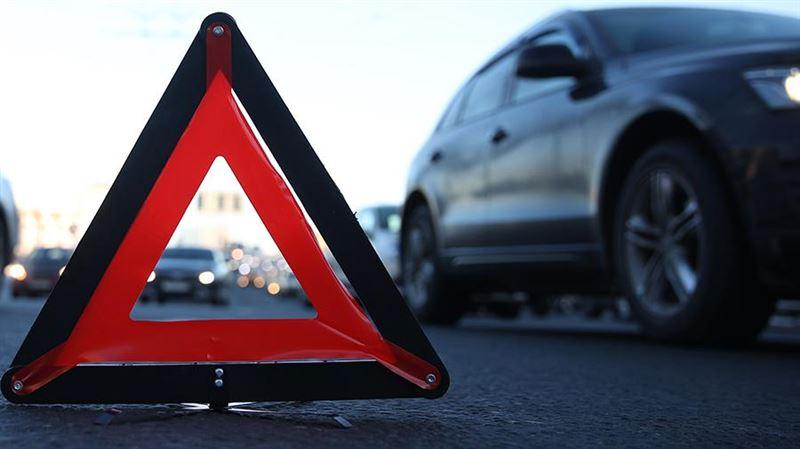 Атырау облысында жол апатынан 2 адам мерт болды