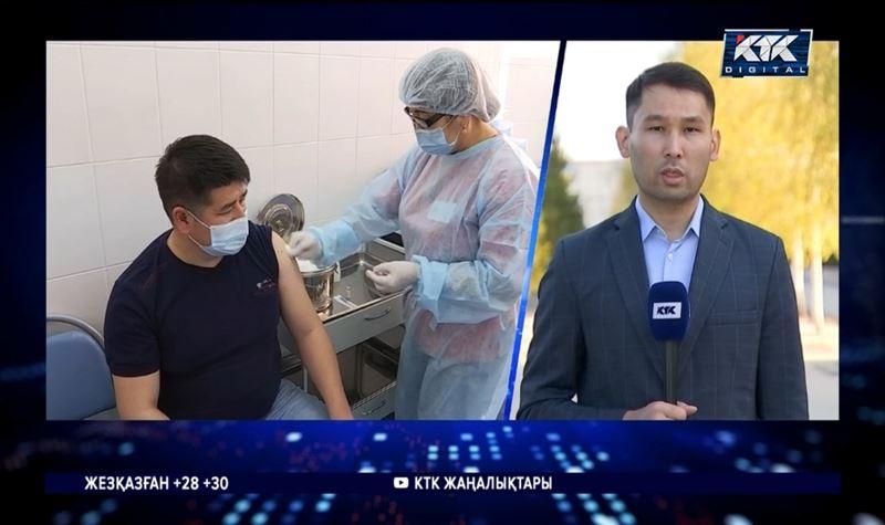 Вакцина салдырғандарға ПТР-тест тапсырудың қажеті жоқ