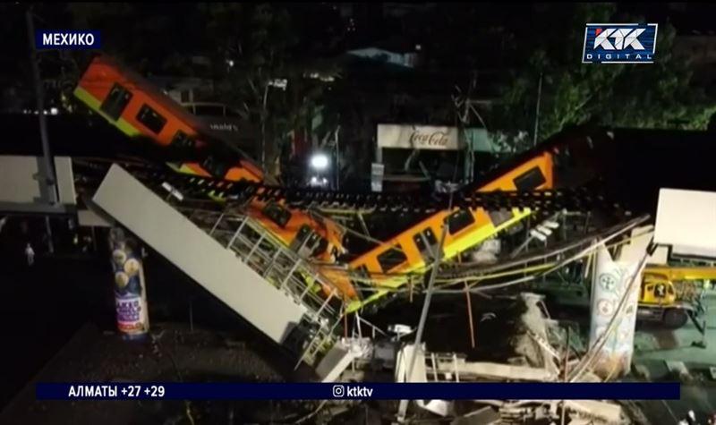 Почти 30 человек погибли при обрушении эстакады