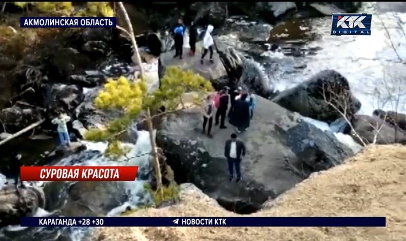 Турист, засмотревшийся на красоту водопада, оказался в реанимации