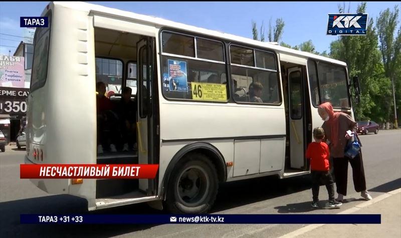 Жители Тараза и Актобе возмущены повышением платы за проезд автобусом