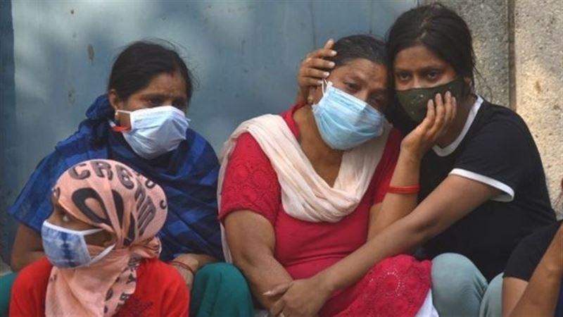 В Индии возобновился рост числа случаев заражения COVID-19