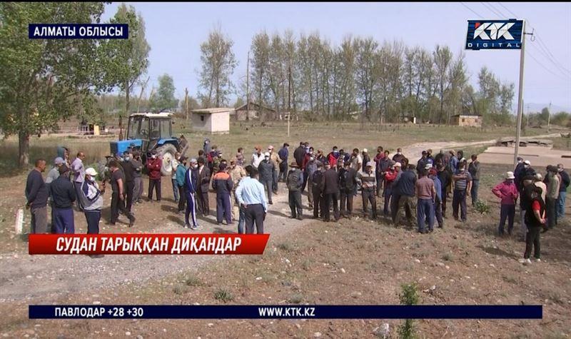 Алматы облысында егіс алқабы суын кім қымбаттатты?
