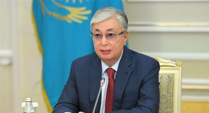 Тоқаев Қырғызстан президентіне жеделхат жолдады