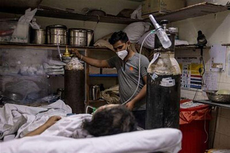 Индия установила новый рекорд по числу случаев заражения COVID-19