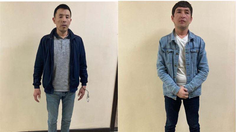 Двое мужчин грабили девушек легкого поведения в Алматы