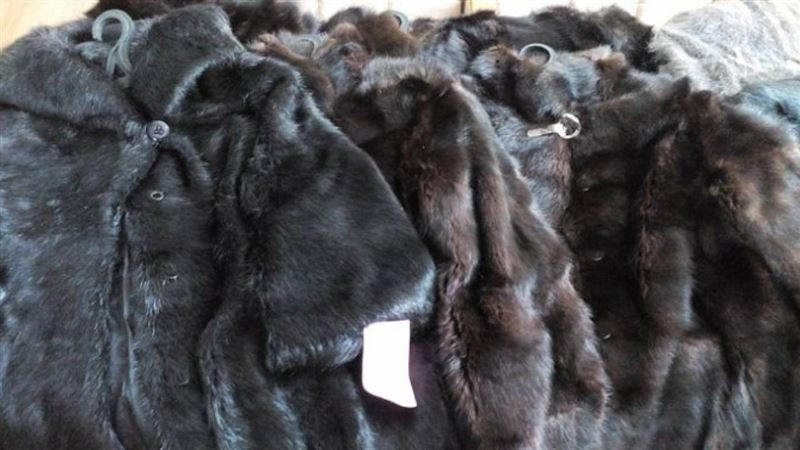 Вывоз контрабанды в виде 300 шуб пресекли в Казахстане