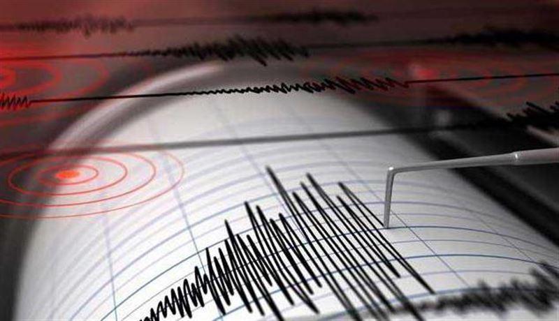 Землетрясение зафиксировано на границе Казахстана и Кыргызстана