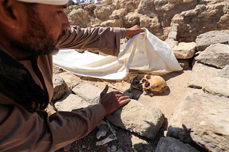 Самое древнее захоронение человека обнаружили в Африке