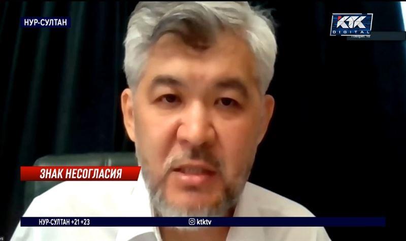 Биртанов отрицает обвинения и жалуется на тотальную слежку