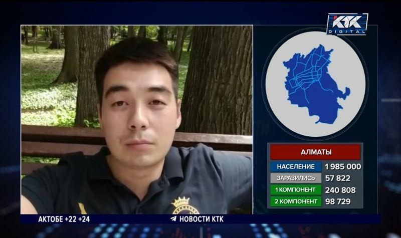 Казахстанцы рассказывают, как перенесли антиковидную прививку