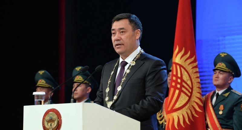 Администрация главы государства сформирована в Кыргызстане