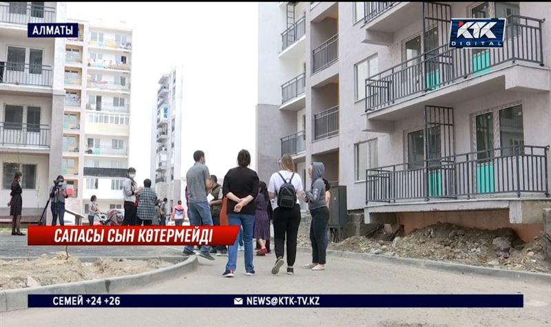 Су жаңа «Восточка» кешеніндегі жертөле суға толған – Алматы
