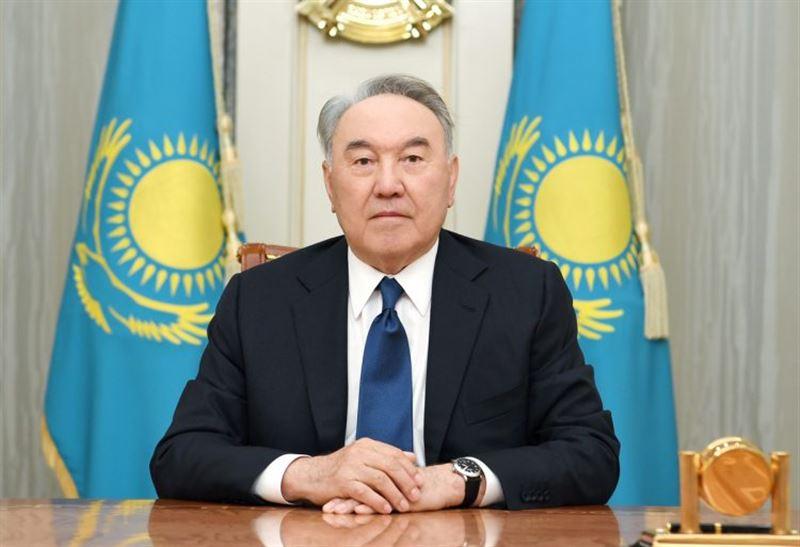 Первый Президент Казахстана Нурсултан Назарбаев поздравил казахстанцев с Днем Победы