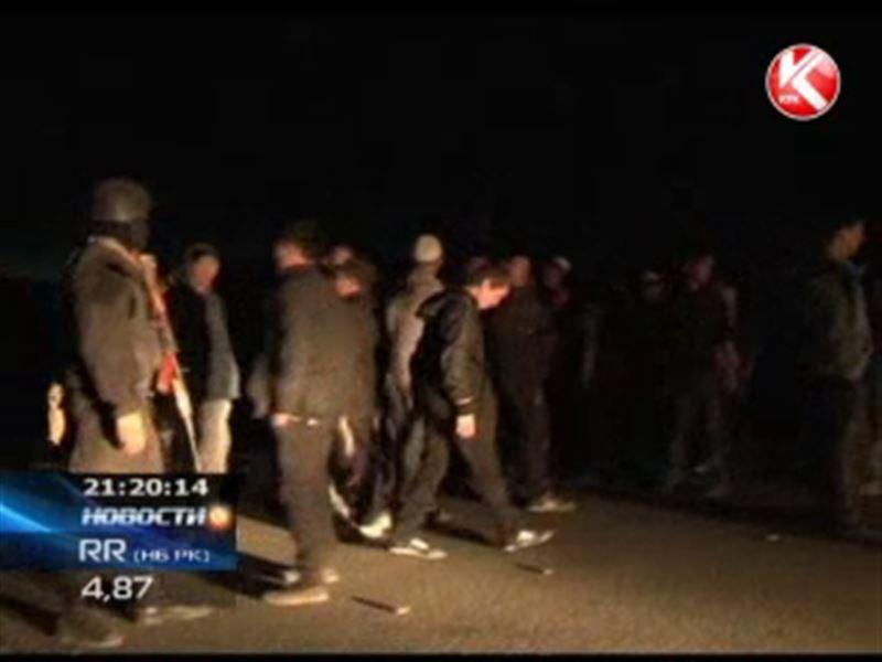 Граждане Таджикистана избили киргизов из-за строящейся дороги