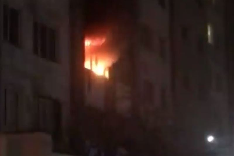 В Павлодаре четыре человека погибли при пожаре в многоэтажке
