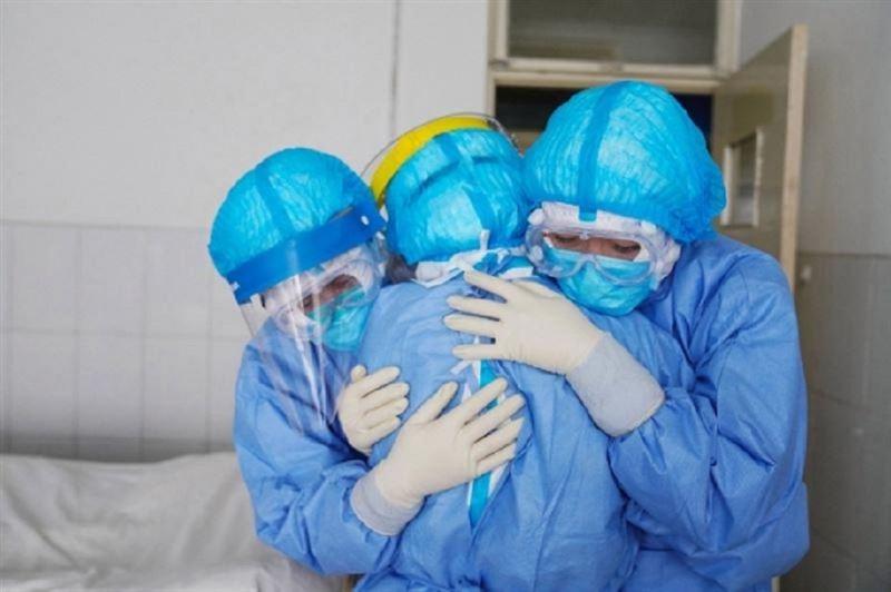 Елімізде коронавирустан жазылғандар саны 300 мыңнан асты