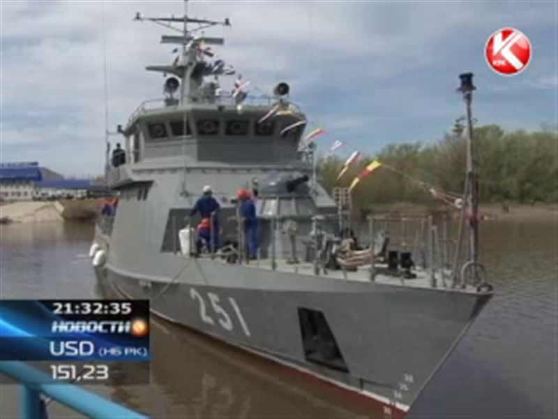 Морские границы теперь будут оберегать новые корабли отечественного производства
