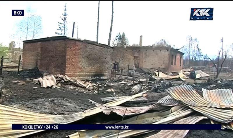 Врачи борются за жизнь пострадавших от страшного пожара в Риддере