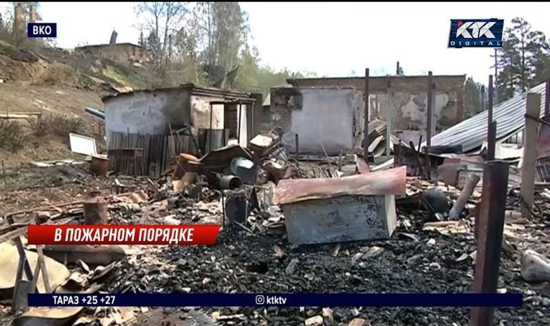 Двух минут хватало огню, чтобы уничтожить целый дом – репортаж из зоны ЧС