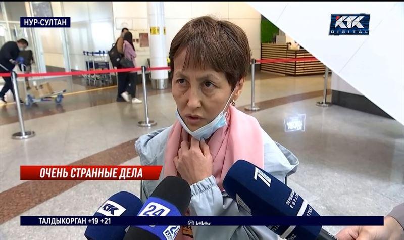 Мать погибшей Асель Айтпаевой требует выдать Грузии своего родственника