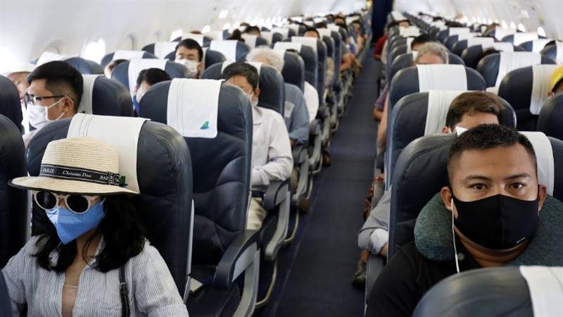 3025 авиапассажиров с ПЦР-справками прибыли в Казахстан