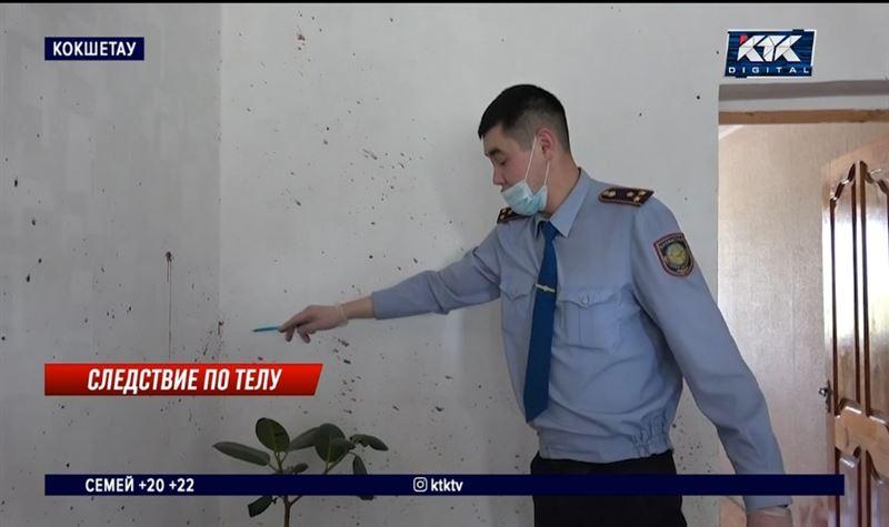 Житель Кокшетау избил соседа, а на утро обнаружил у себя его труп