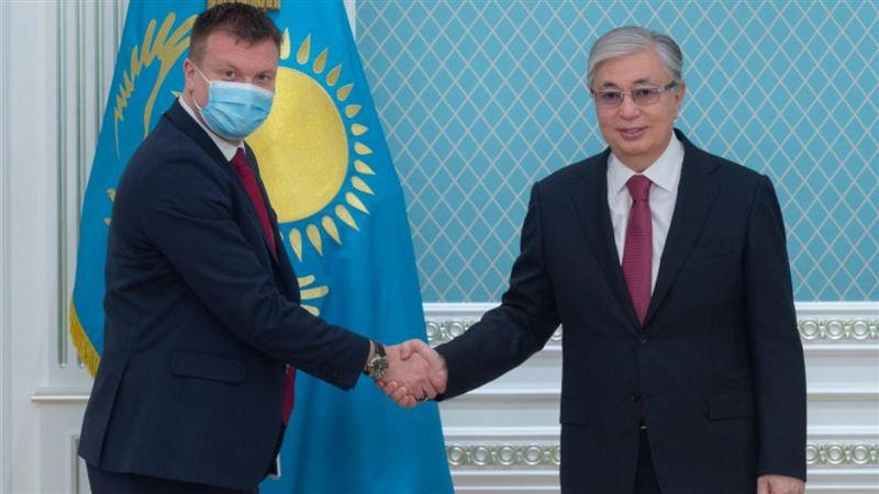 Глава государства повторно пригласил в гости президента Финляндии