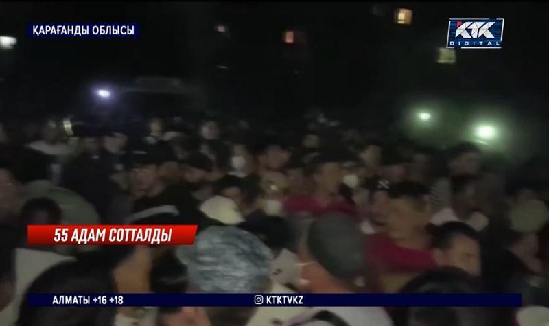 Сәтбаев қаласындағы жаппай тәртіпсіздікке қатысқандар жазаға тартылды
