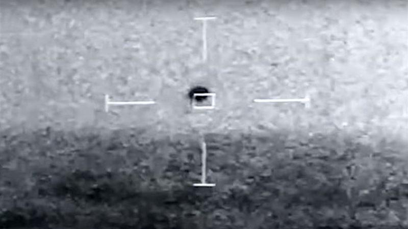 В Пентагоне подтвердили подлинность видео с НЛО у побережья Сан-Диего