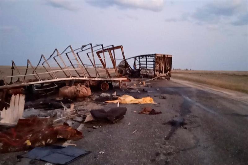 Батыс Қазақстанда екі адам қаза тауып, 39 жылқы қырылып қалды