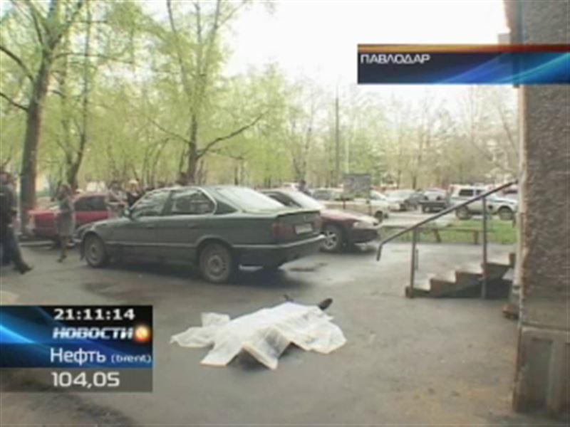В Павлодаре насмерть разбился 13-летний школьник