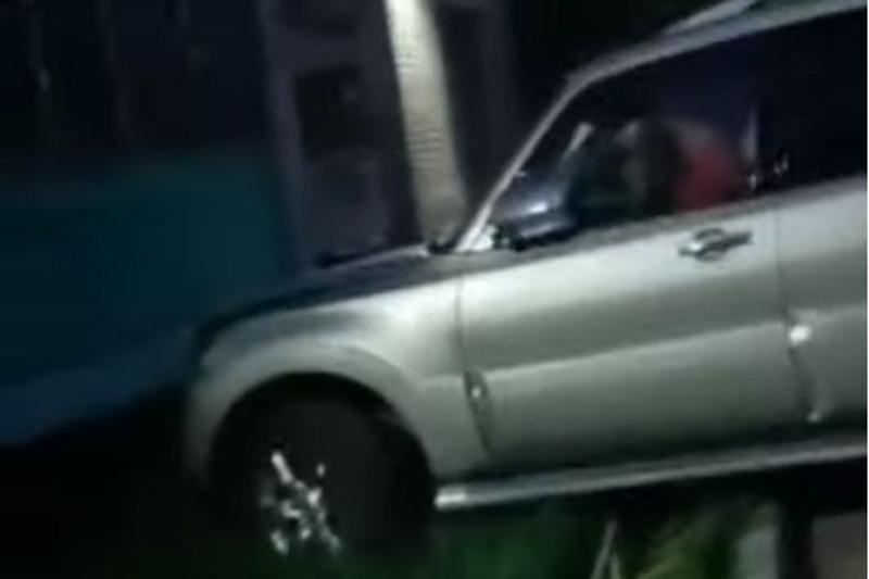 Көкшетауда 12 жастағы бала жүргізген көлік апатқа ұшырады