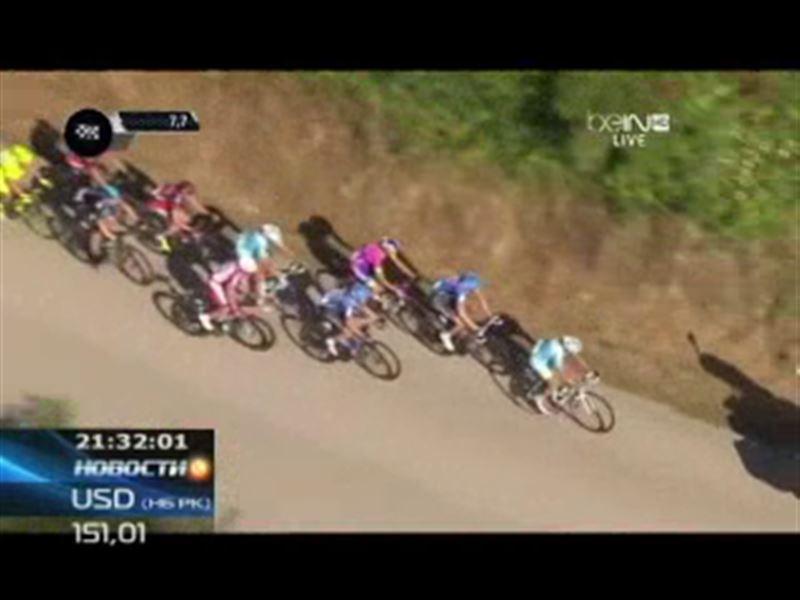 Велосипедист «Астаны» стал лучшим молодым гонщиком «Джиро Италия»