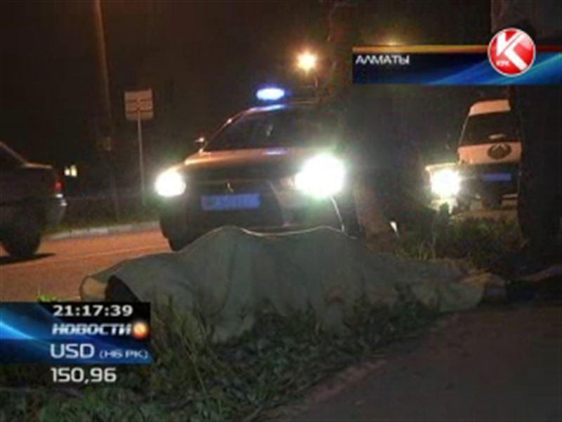 В Алматы Audi задавила 16-летнего подростка
