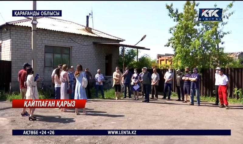 Қарағанды облысында құрылыс компаниясы жұмысшыларға 10 миллион қарыз