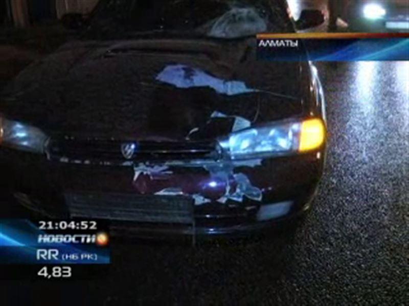 В Алматы водитель Subaru насмерть сбил 13-летнего школьника