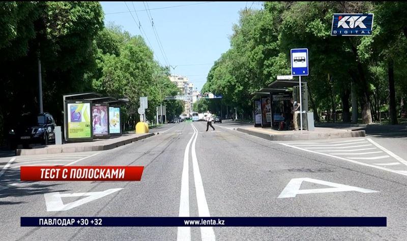 Перед тем как отдать полосу «А» автомобилистам, учтут мнение общественности – МВД