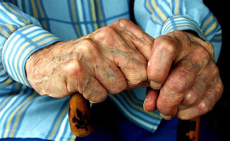 Мужчина хотел обокрасть пенсионерку в Восточном Казахстане