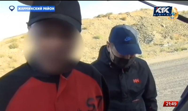 8 килограммов гашиша изъяли полицейские ВКО