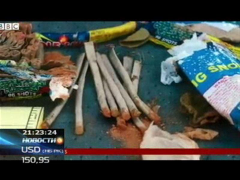 Рюкзак Царнаева с петардами, возможно, никак не связан со взрывами на марафоне
