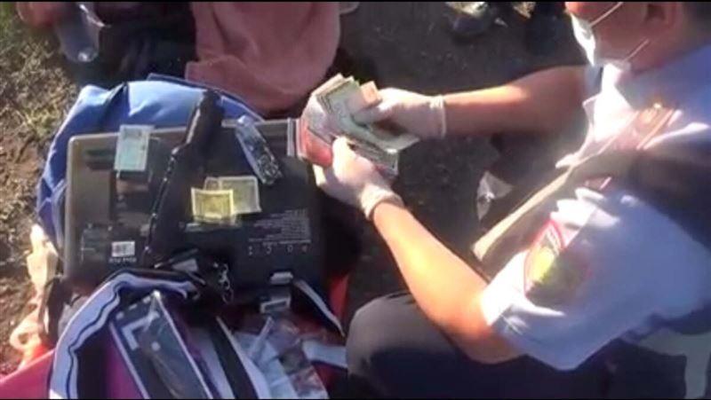 Вора-гастролера задержали полицейские СКО