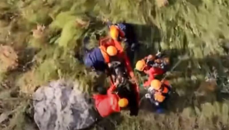 Найдено тело одного из пропавших туристов на юге Казахстана