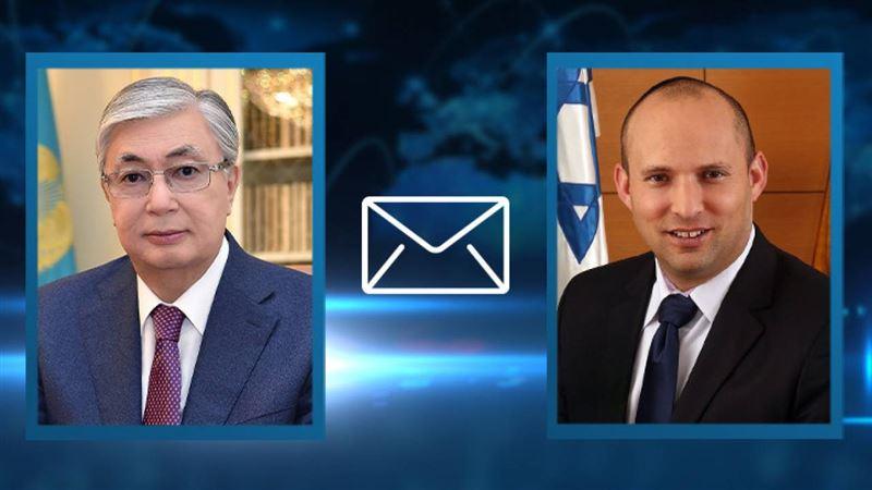 Президент поздравил нового премьер-министра Израиля